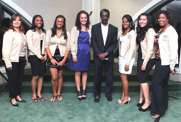 FLA With LBUSD Board Member Dr. Williams