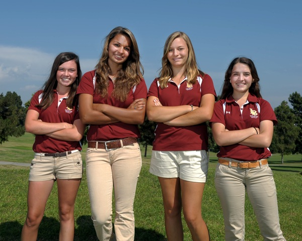 Wilson Girls Golf Class of 2012