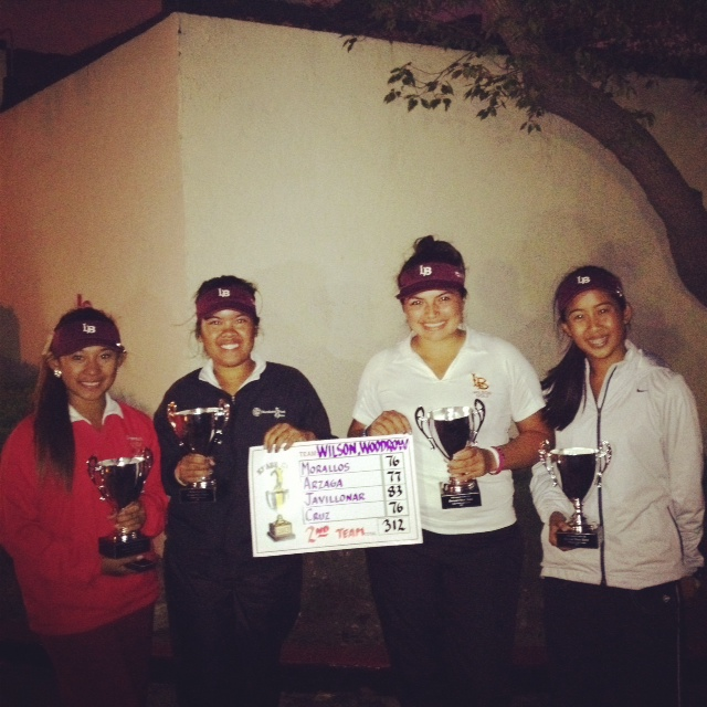 2013 Knabe Cup Team Runner-Up