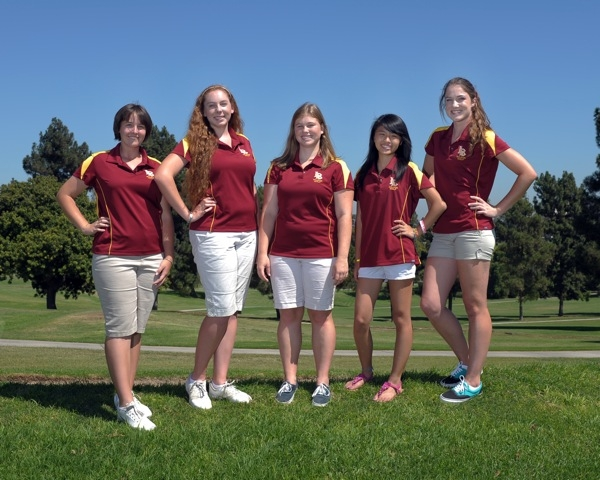 Wilson Girls Golf Senior Class of 2011