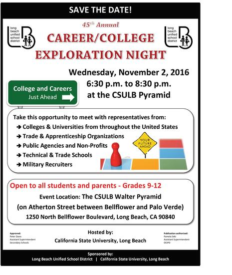 COLLEGE NIGHT AT THE PYRAMID