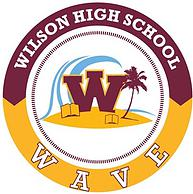 wilson high school wave logo